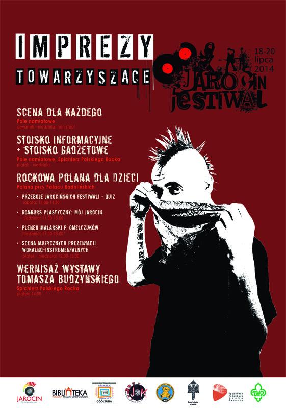 Imprezy towarzyszące Jarocin Festiwal 2014