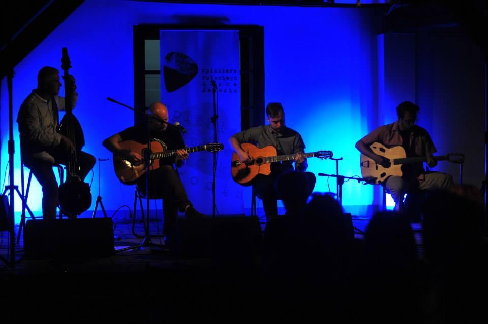 Akademia Gitary – koncert Zigzag Paradise