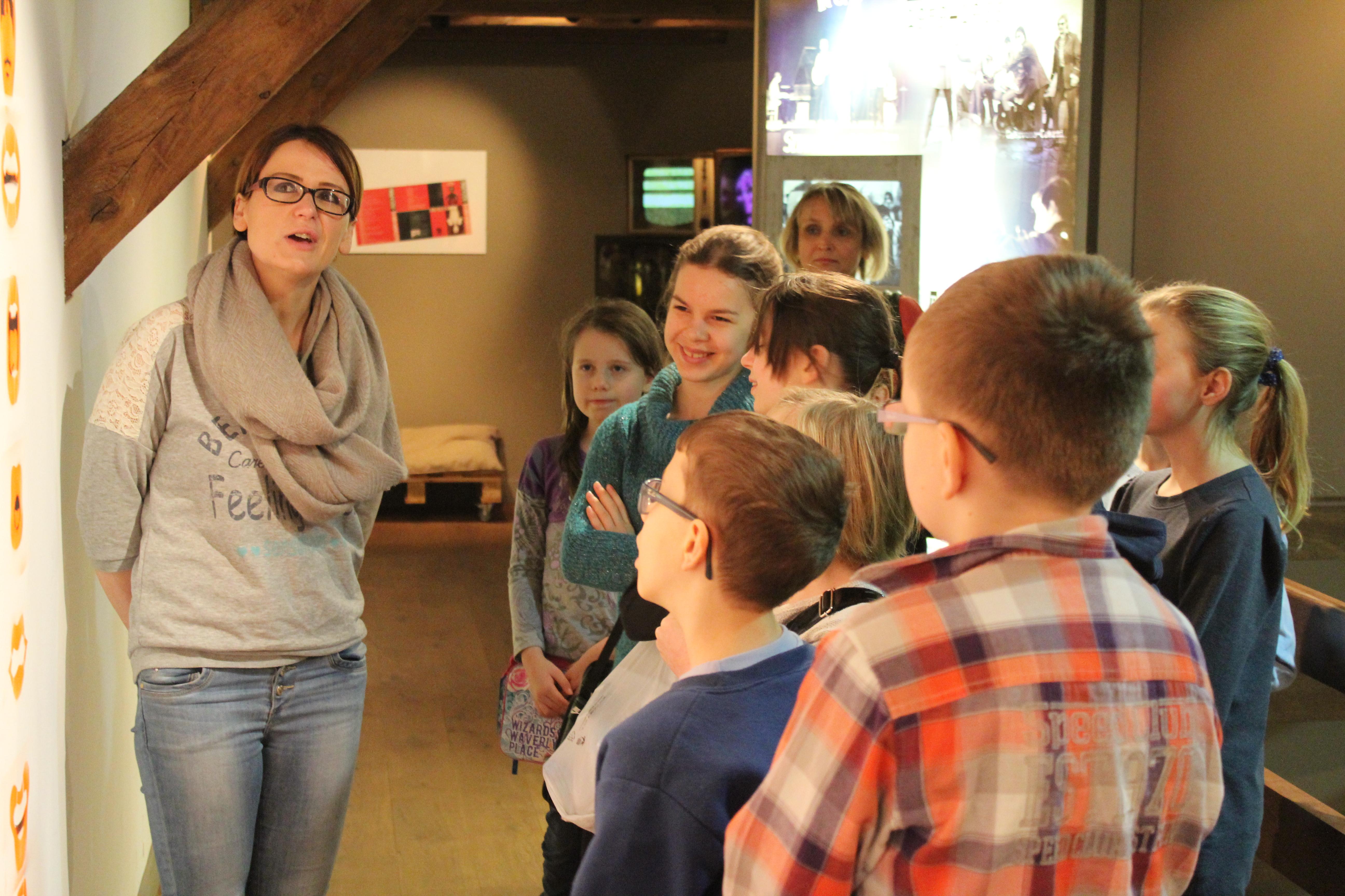 Lekcje muzealne – ależ się działo!