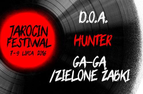 Kolejni wykonawcy Jarocin Festiwal 2016 :)