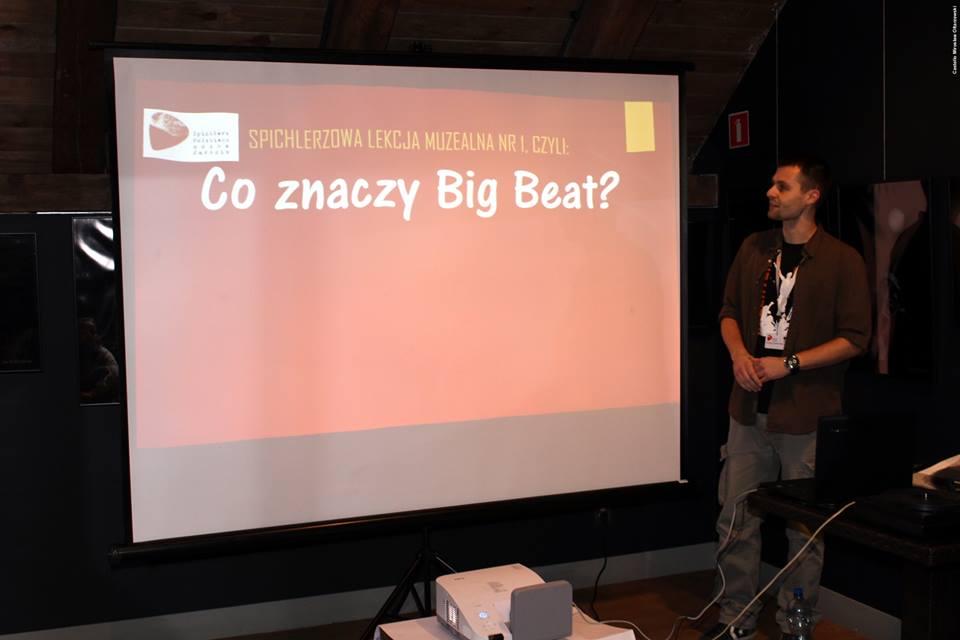 Zwiedzanie i lekcja Big Beatu dla uczniów SP w Witaszycach
