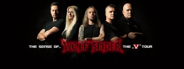 Wolf Spider + No Name + Seven Sages w SPR – 22.04.2016 r.