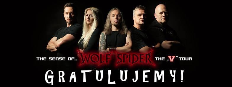 Rozwiązanie konkursu Wolf Spider!