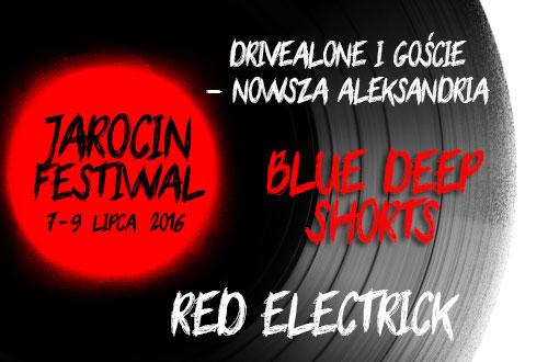 """Jarocin Festiwal 2016: """"Nowa Aleksandria"""" Siekiery z Nosowską i nnymi"""