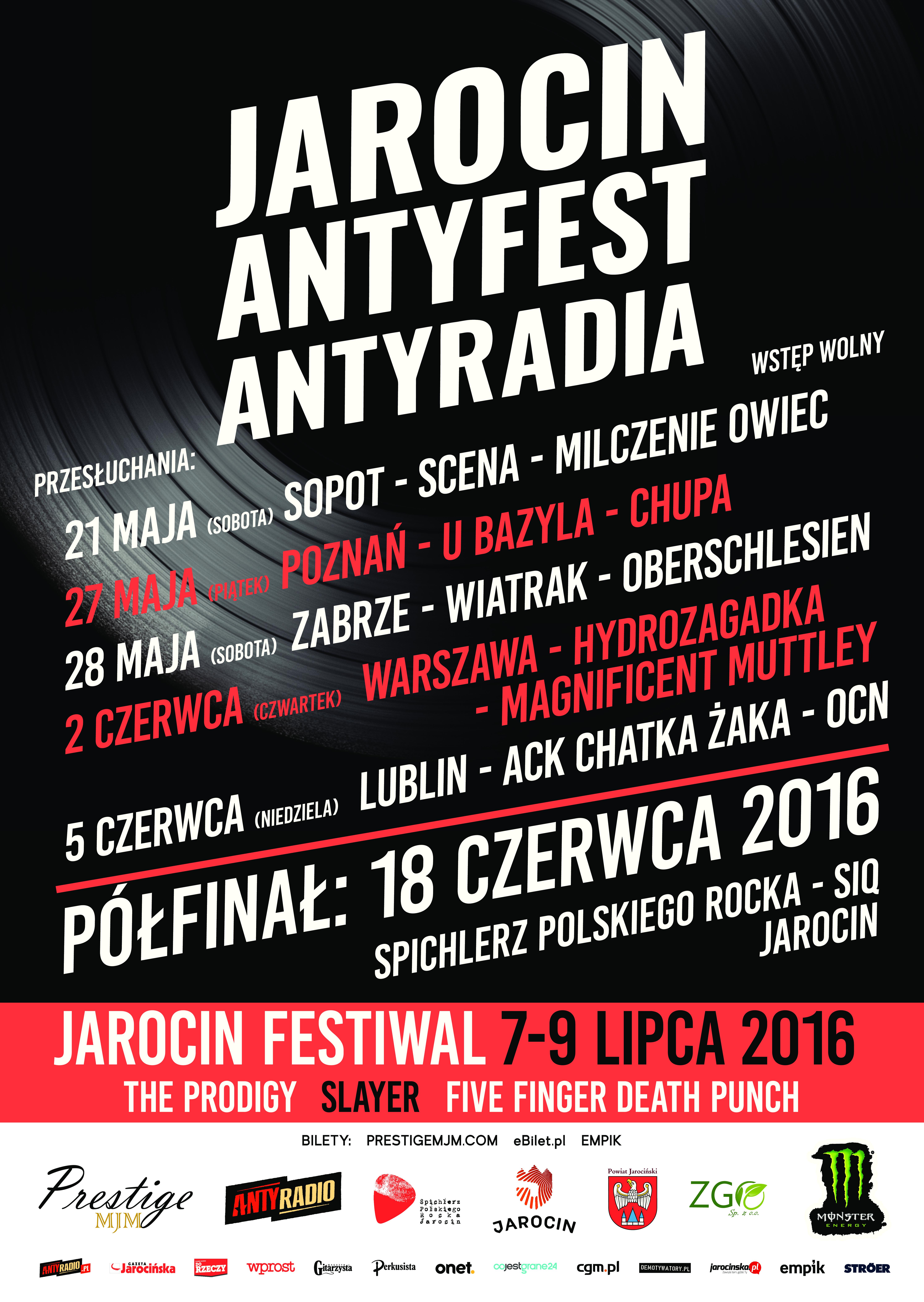 Kolejne przesłuchania przed nami: Warszawa (02.06), Lublin (05.06)