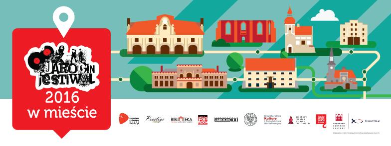 """""""Jarocin Festiwal 2016 w mieście"""" – spis wydarzeń!"""