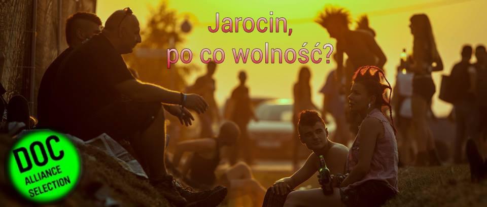 "Film ""Jarocin, po co wolność?"" nominowany do nagrody Doc Alliance Selection Award 2016!"