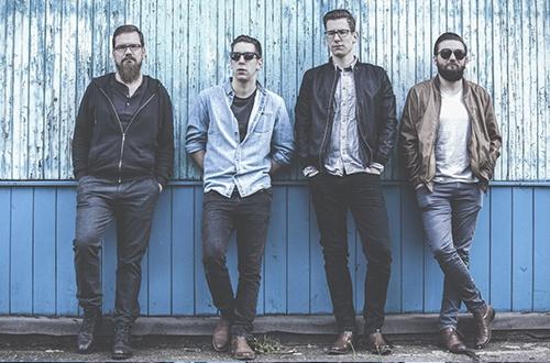 Zespół BLUE DEEP SHORTS – zwycięzca ubiegłorocznych Jarocińskich Rytmów Młodych – jako support na koncercie Lionela Richie!