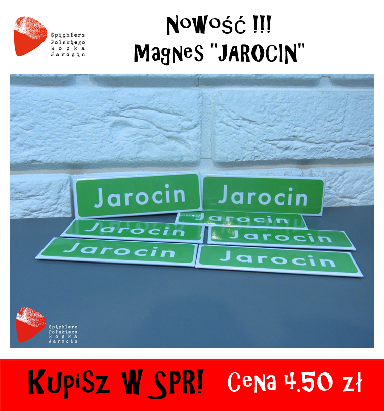 magnes Jarocin w kwadracie 1
