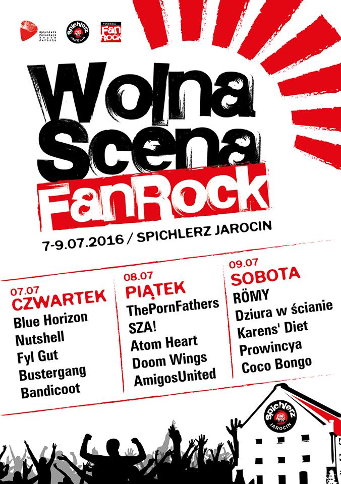 Wolna Scena FanRocka! :)