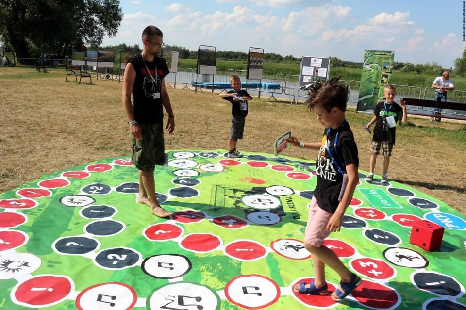 Spichlerz Polskiego Rocka edukacyjnie na festiwalu Rock na Bagnie!  :)