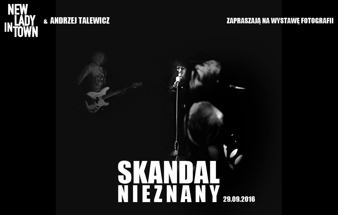 """Patronujemy wystawie fotografii """"Skandal nieznany"""" Andrzeja Talewicza w Warszawie"""