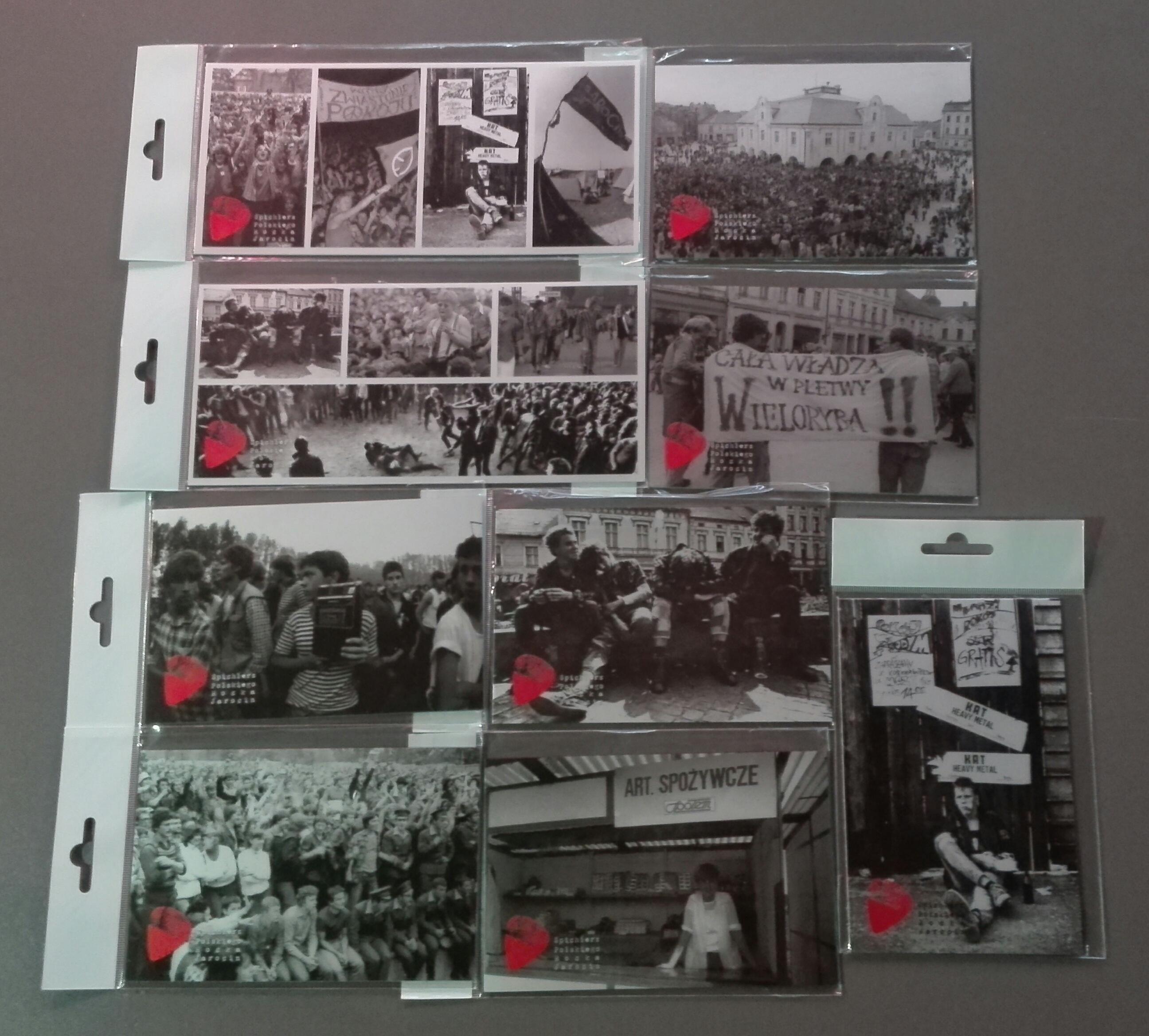 Spichlerzowe pocztówki magnetyczne!