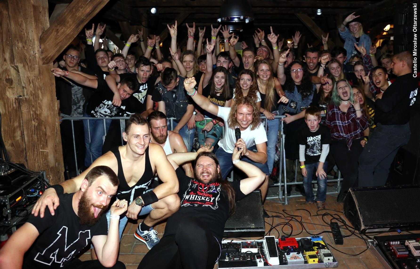 Kabanos w Spichlerzu Polskiego Rocka! – fotorelacja
