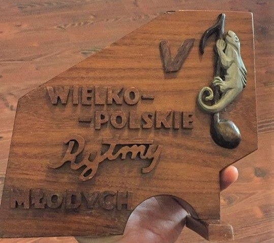 Kameleon – nagroda Wielkopolskich Rytmów Młodych