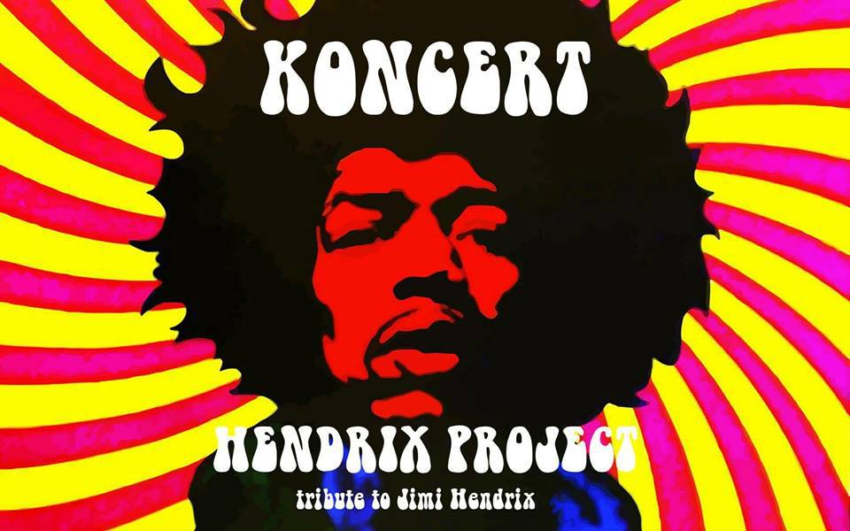 Hendrix Project – Tribute to Hendrix | Koncert w SPR 18.02.2016
