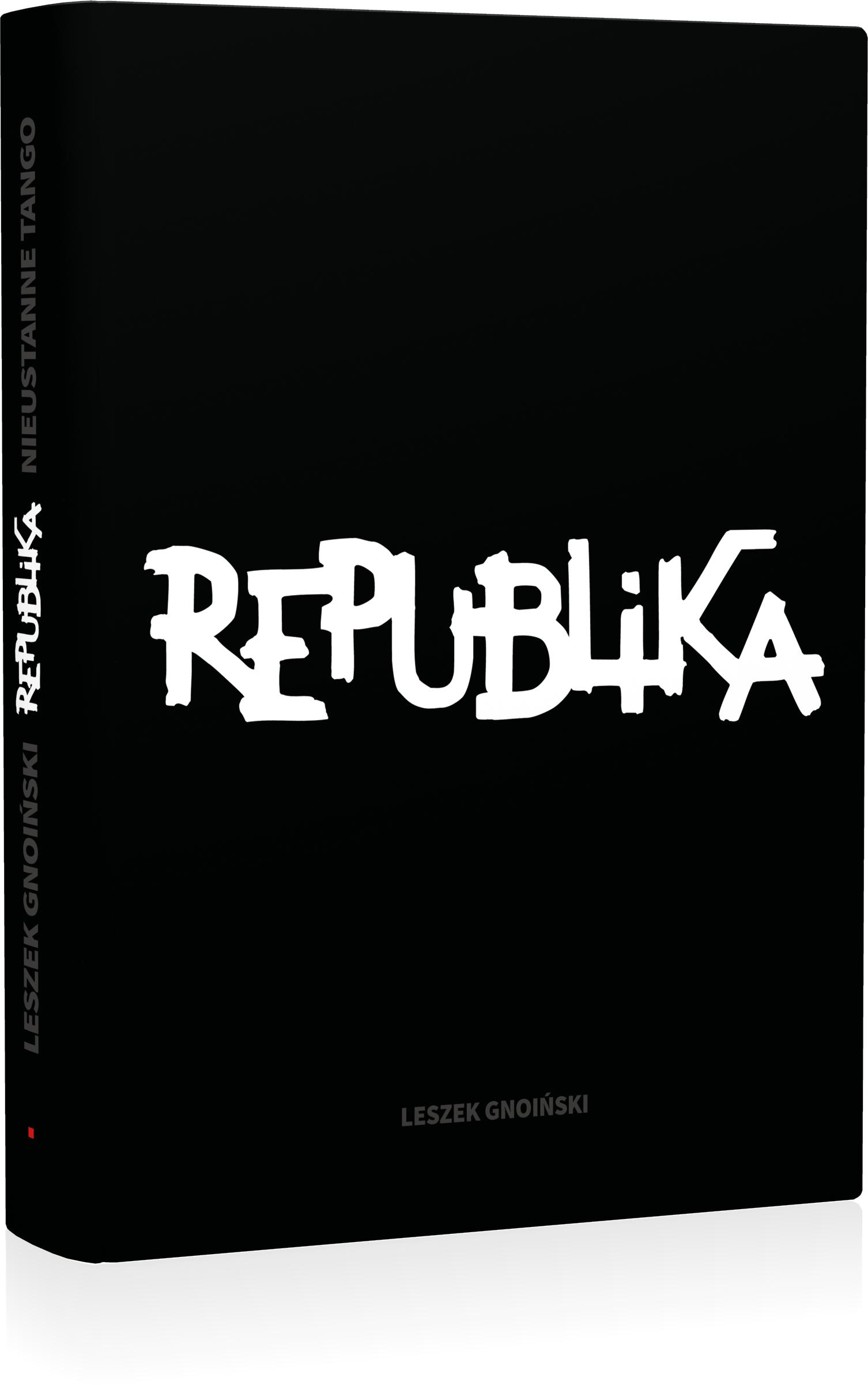 """""""Republika. Ostatni taniec"""" – spotkanie autorskie z Leszkiem Gnoińskim"""