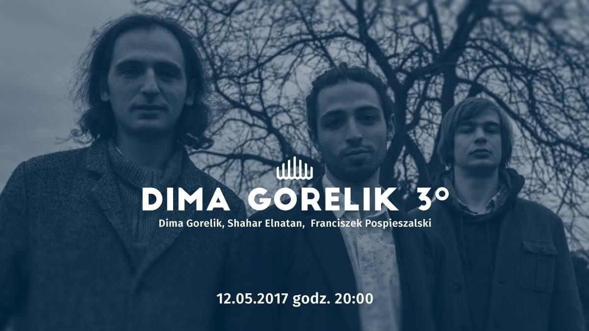 Koncert Dima Gorelik 3°