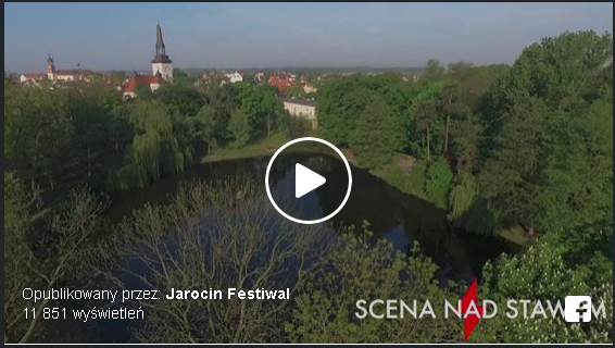 Zobacz miejsca tegorocznego Festiwalu w Jarocinie z lotu ptaka
