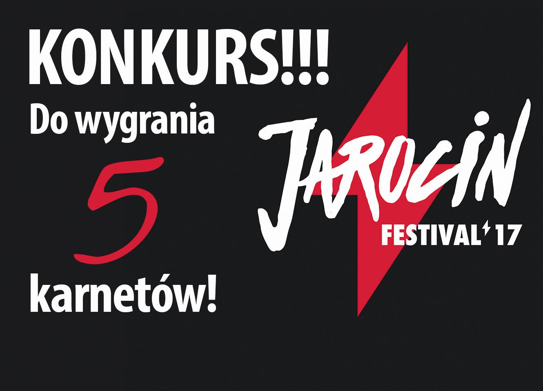 Twojawielkopolska.pl ogłasza konkurs: do wygrania 5 karnetów na JF'17!