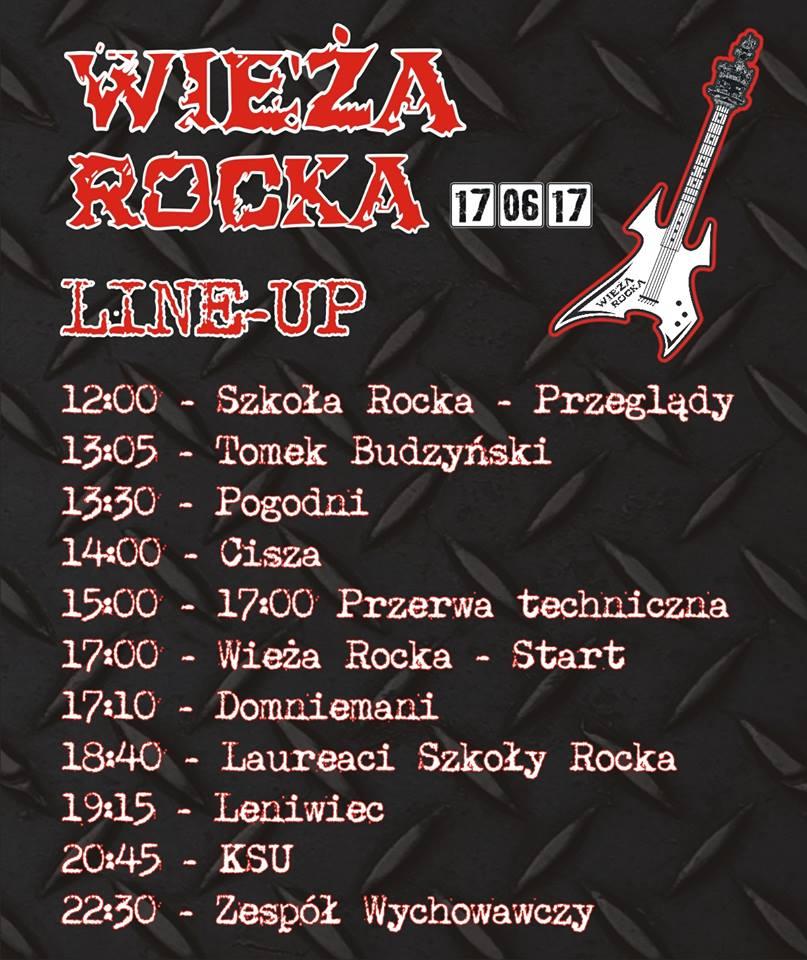 Wieża Rocka w Żerkowie już jutro!