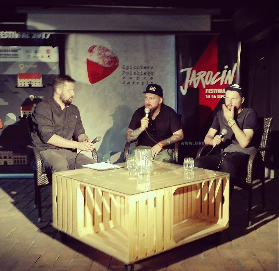 Panele Akademii Spichlerza Polskiego Rocka podczas JF'17 (fotorelacja)