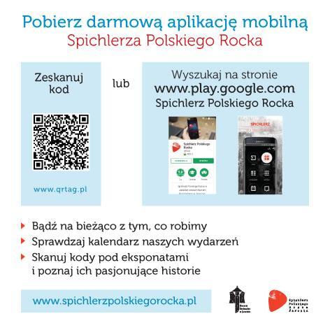 """Aplikacja mobilna SPR – """"startuje"""" na Jarocin Festiwal'17."""