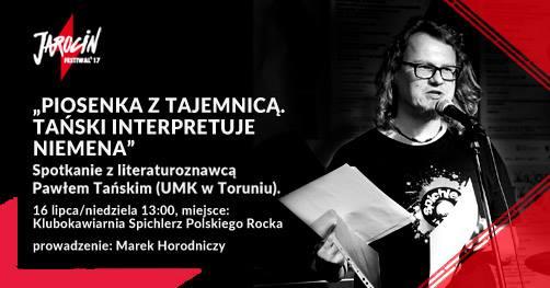 """""""Piosenka z tajemnicą. Tański interpretuje Niemena"""" podczas Jarocin Festiwal'17."""