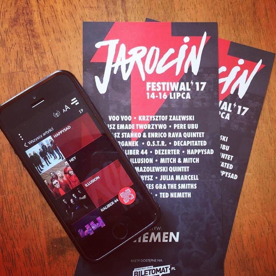 Aplikacja festiwalowa już do pobrania!