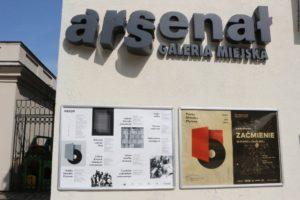 WARSZTATY- Galeria Miejska Arsenał 1