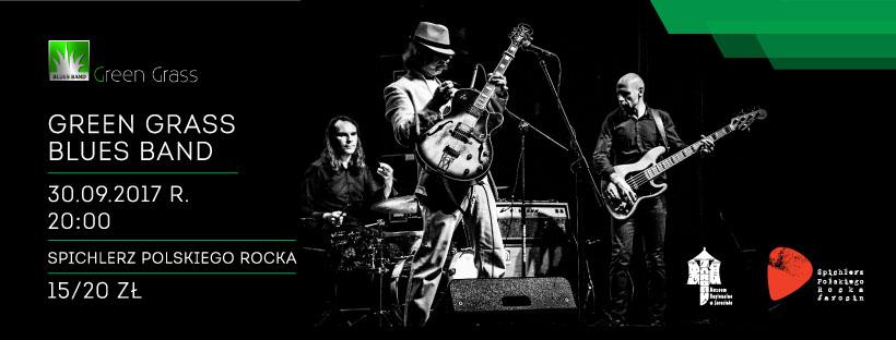 Konkurs – wygraj bilety na koncert Green Grass Blues Band w Spichlerzu!