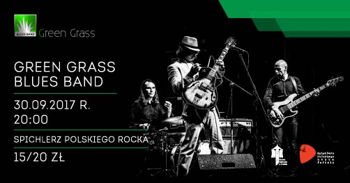 Koncert Green Grass Blues Band!