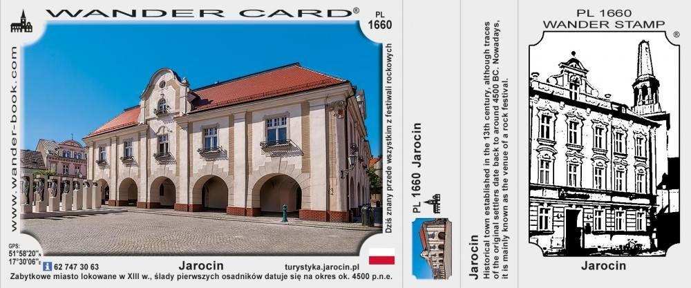 Naklejki turystyczne WANDER CARD