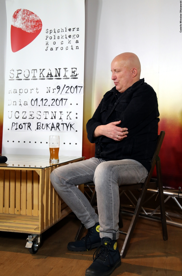 Piotr Bukartyk - spotkanie 2