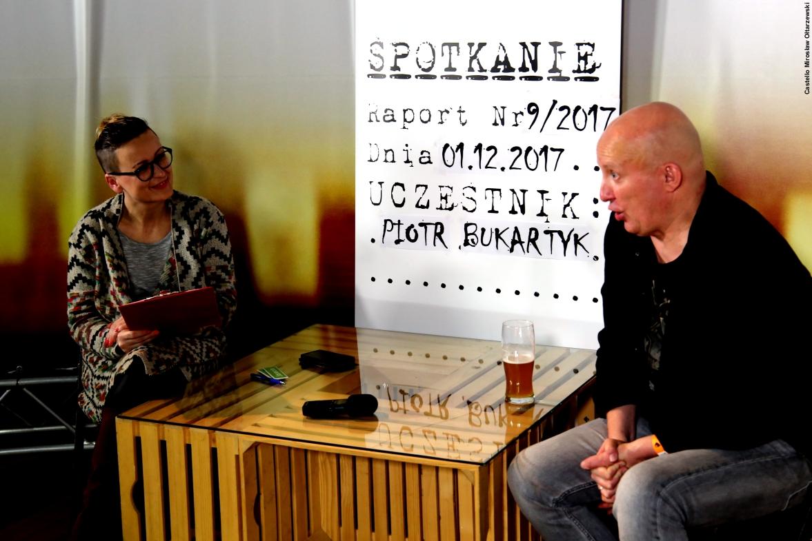 Piotr Bukartyk - spotkanie 3