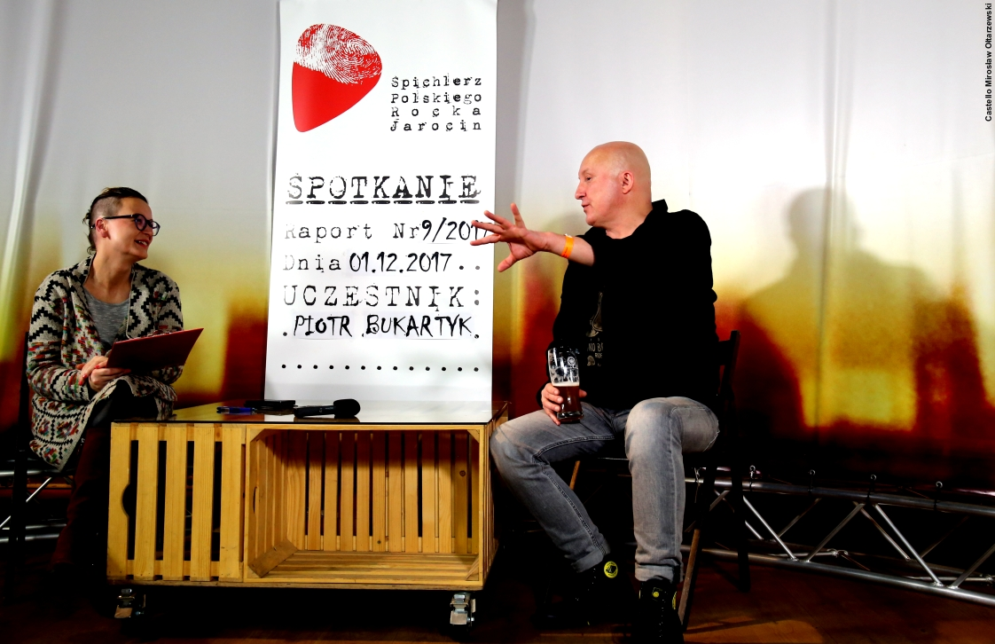 Piotr Bukartyk - spotkanie 5