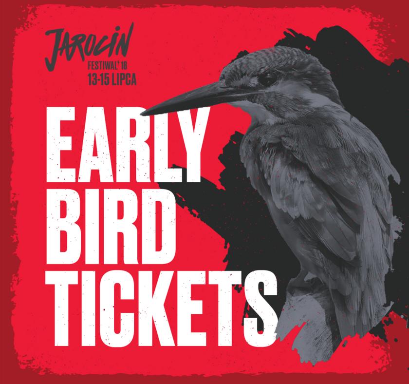 Jarocin Festiwal 2018: karnety w niższej cenie tylko do 7 marca