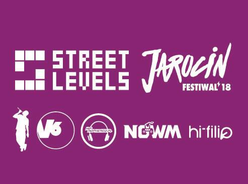 Rusza plebiscyt Street Levels 2018. Laureaci wystąpią na głównej scenie Jarocin Festiwal 2018.