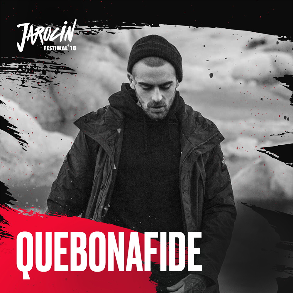 Quebonafide wystąpi na Jarocin Festiwal 2018!