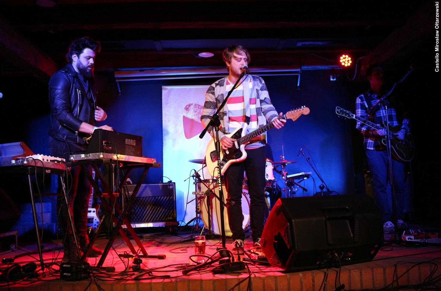Zespół Ted Nemeth – fotorelacja z koncertu i spotkania w Muzycznym Bębnie