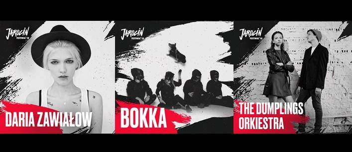 The Dumplings, Daria Zawiałow i BOKKA dołączają do składu Jarocin Festiwal 2018!