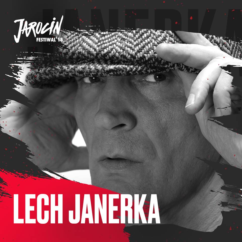 Lech Janerka wystąpi na Jarocin Festiwal 2018!