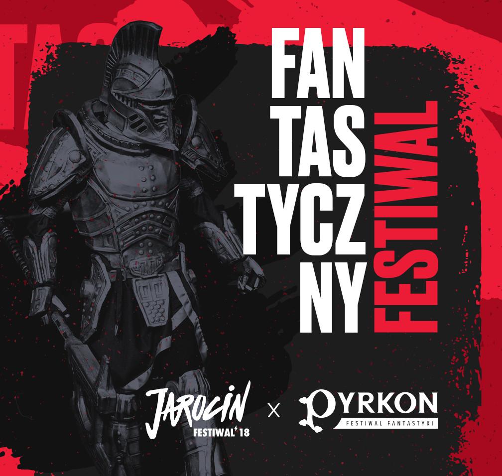 Pyrkon i Jarocin Festiwal łączą siły!