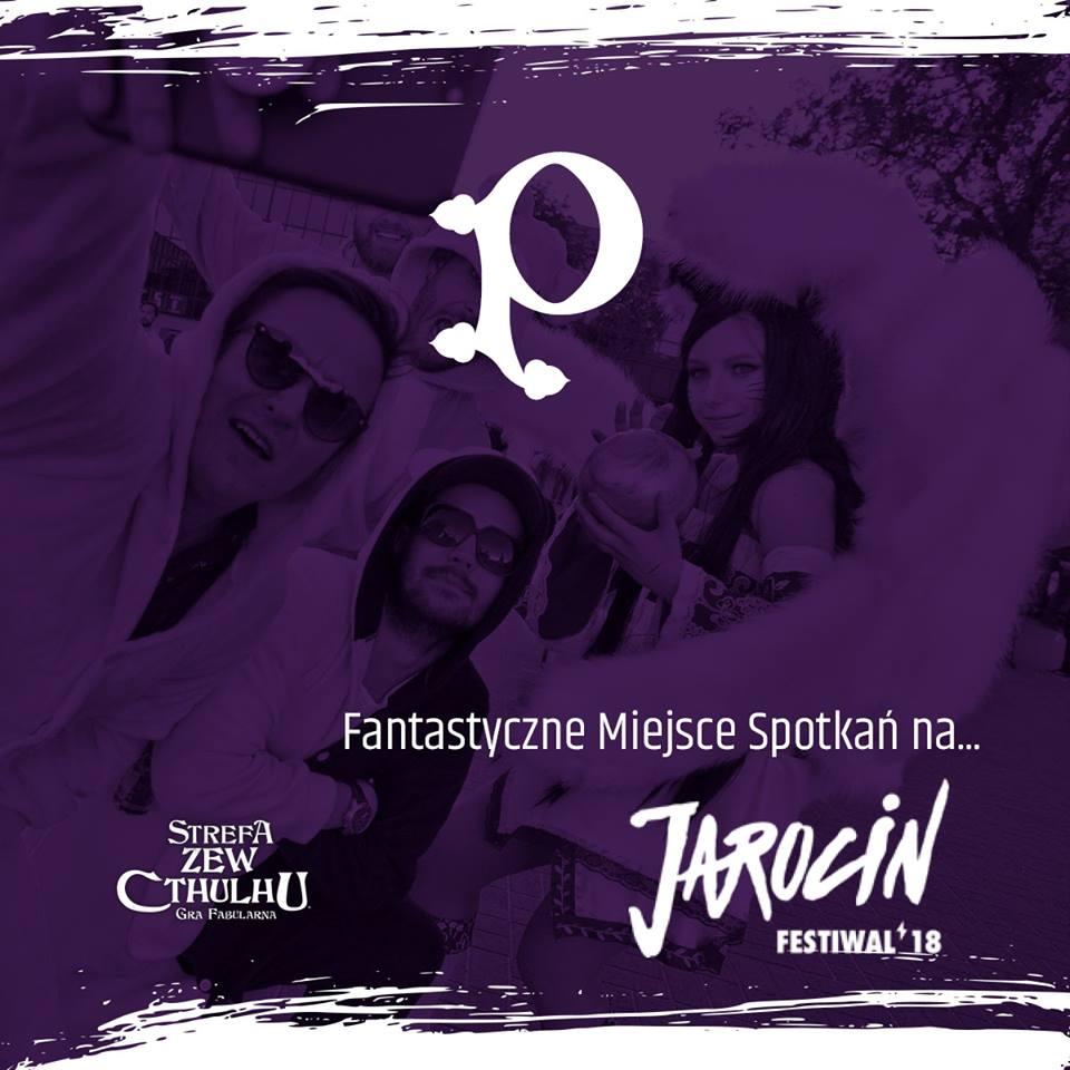 "Jarocin Festiwal 2018: festiwal fantastyki Pyrkon ze strefą ""chill & game"" na rynku"