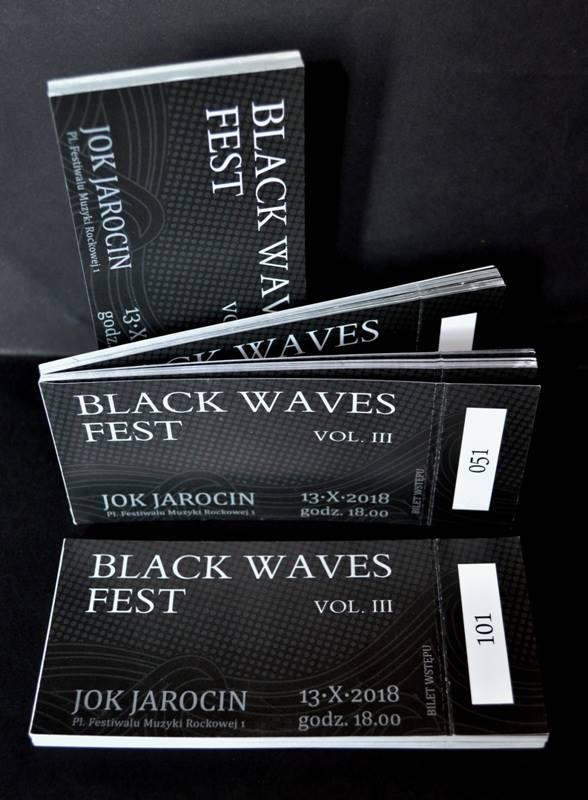 Bilety na Black Waves Fest vol.3 dostępne w Spichlerzu!