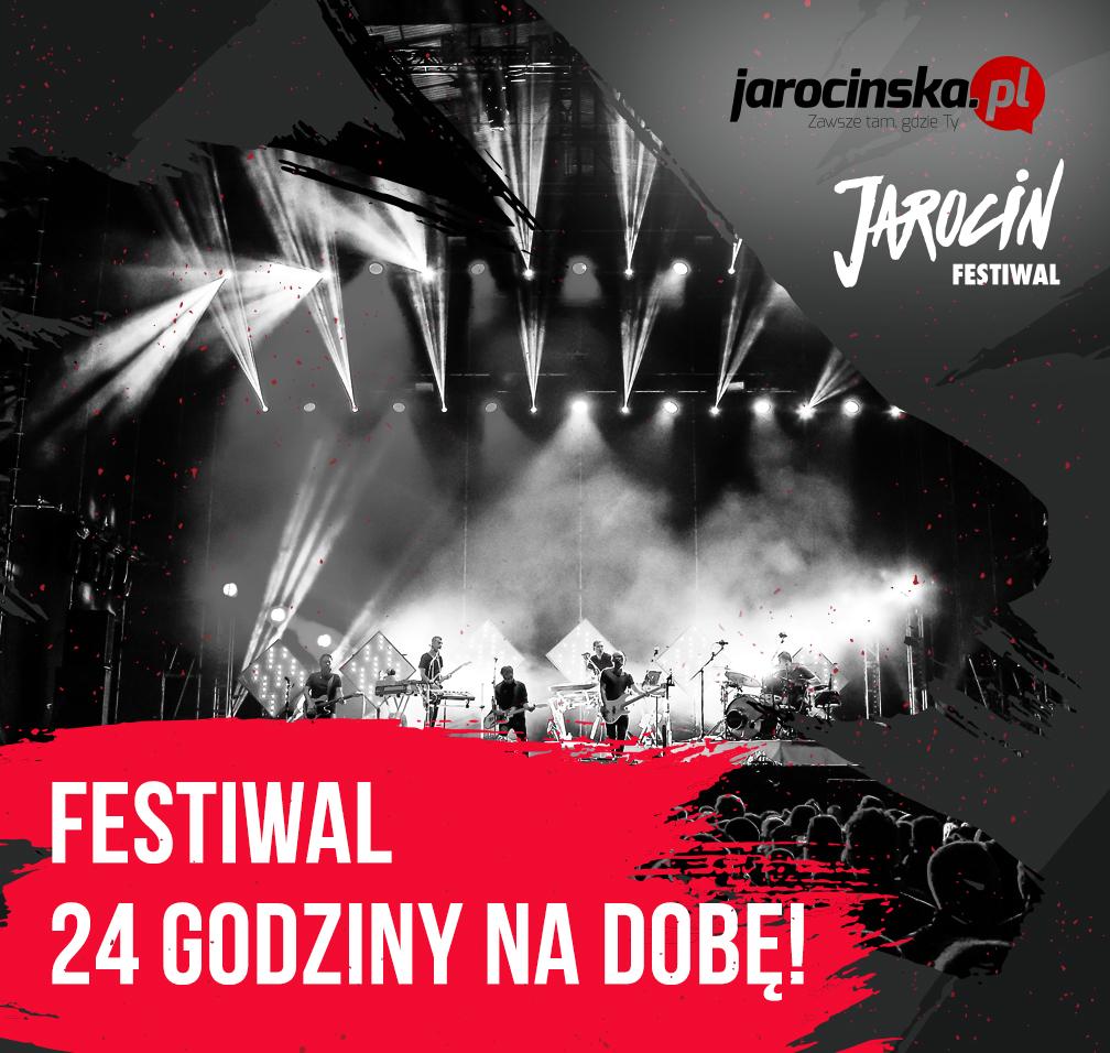 Jarocin Festiwal 2018: relacja z wydarzeń 24 godziny na dobę na portalu jarocińska.pl