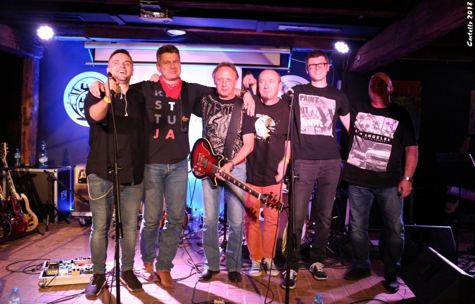 Krys Blues Band – fotorelacja z koncertu i spotkania :)