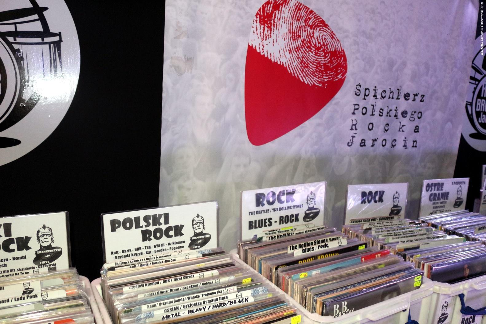 Poznańska Giełda Fonograficzna w SPR – fotorelacja