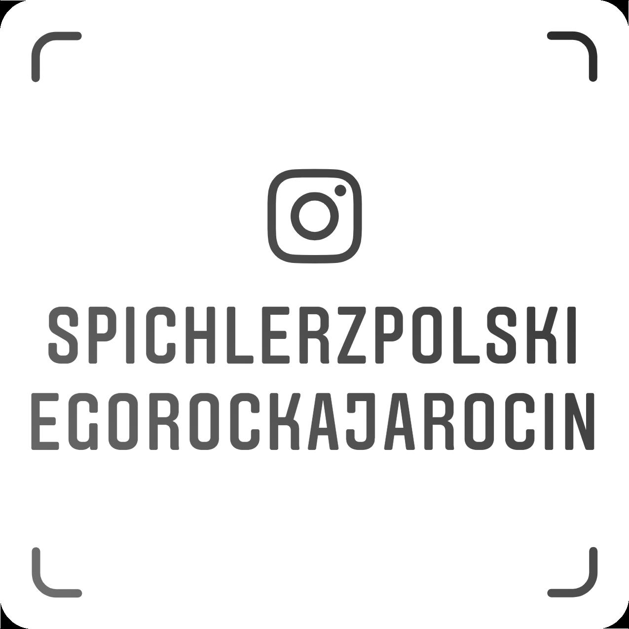 Wróciliśmy na Instagram :)