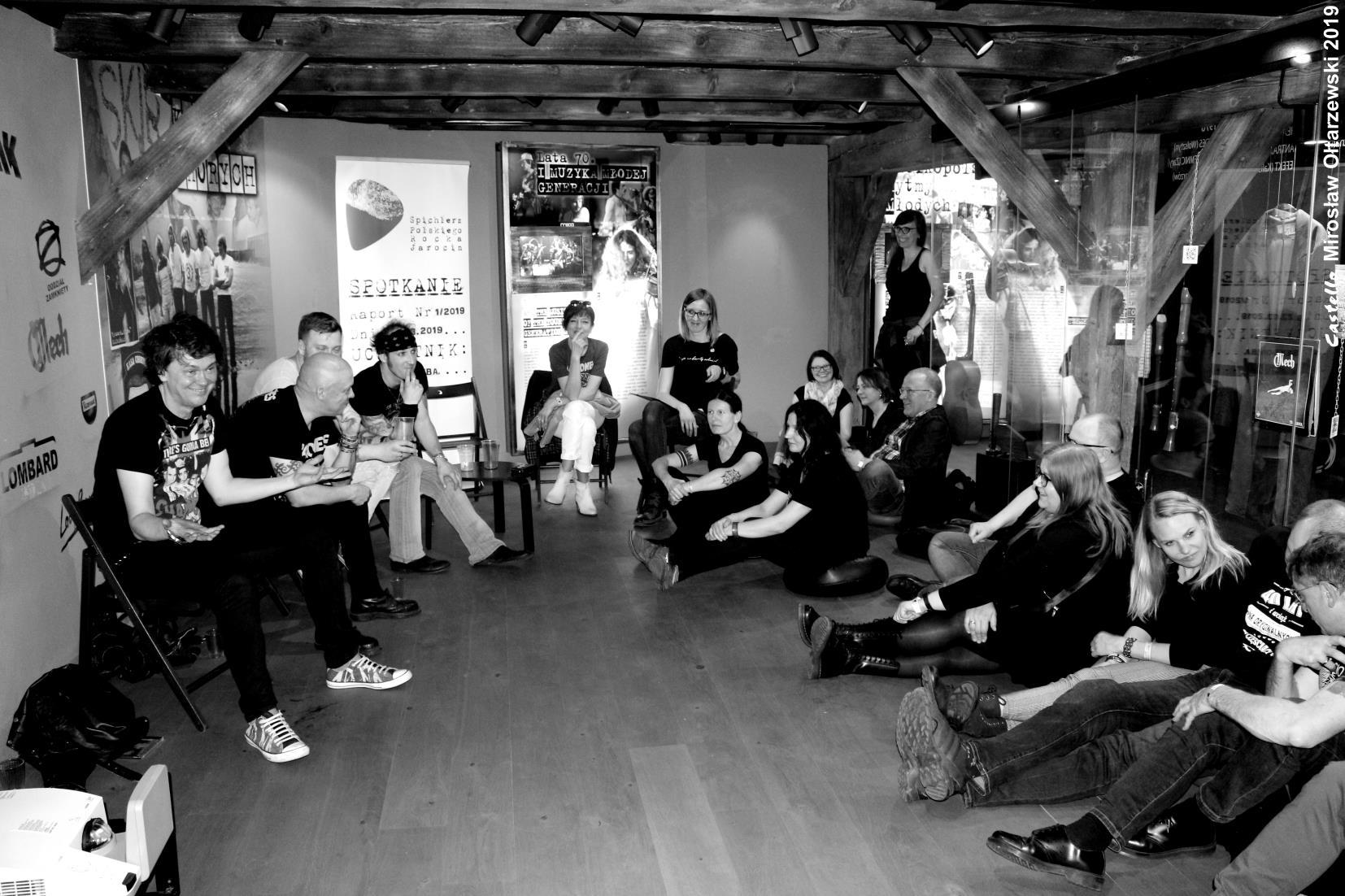 Sexbomba – fotorelacja ze spotkania z zespołem